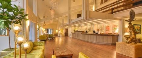 Ashland Hills Lobby