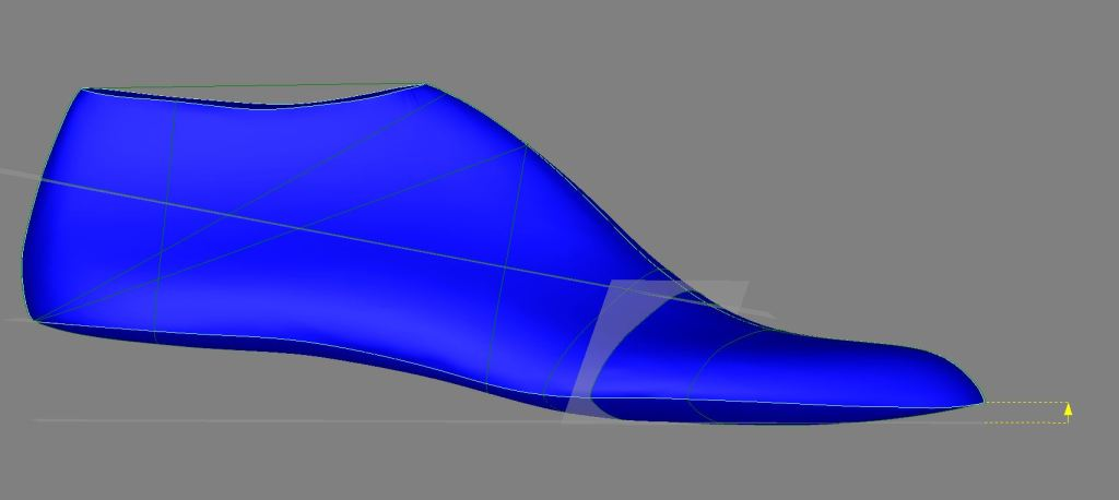 2 toe spring